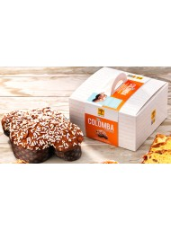 "San Patrignano - Traditional Easter Cake ""Colomba"" - 1000g"