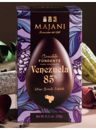 Majani - Dark Chocolate Egg - 85% Venezuela Cocoa - 230g