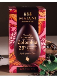 Majani - Dark Chocolate Egg - 75% Colombian Cocoa - 260g