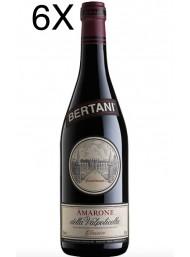 (6 BOTTLES) Bertani - Amarone Classico della Valpolicella 2011 - DOCG - 75cl