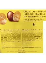 Caffarel - Milk Eggs with Salted Caramel - 100g