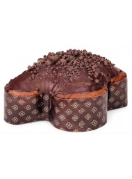 FIASCONARO - DOLCE & GABBANA - SICILY ALMONDS EASTER CAKE COLOMBA - 750g
