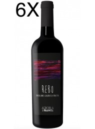(3 BOTTLES) I Muretti - Rebo 2018 - Rosso Rubicone IGP - 75cl