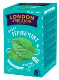 London - Menta peperita - 20 Filtri
