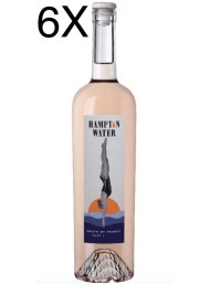 (3 BOTTIGLIE) Gérard Bertrand - Hampton Water Rosé Sud de la France 2020 - 75cl