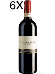 (3 BOTTLES) Arnaldo Caprai - Montefalco Rosso 2018 - DOC - 75cl