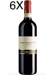(3 BOTTIGLIE) Arnaldo Caprai - Montefalco Rosso 2018 - DOC - 75cl