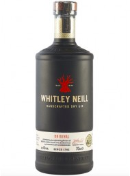 Whitley Neill - Original - Handcrafted Dry Gin - 70cl