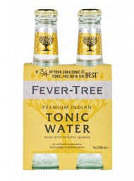 24 BOTTIGLIE - Fever Tree - Premium Indian Tonic Water - Acqua Tonica - 20cl