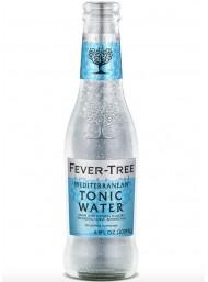 Fever Tree Mediterranean - Acqua Tonica - BLISTER 4 X 20cl