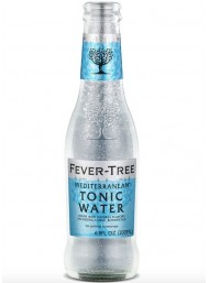 Fever Tree Mediterranean - Tonic Water - BLISTER 4 X 20cl