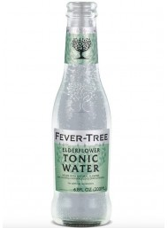 Fever Tree - Elderflower Tonic Water - BLISTER 4 X 20cl