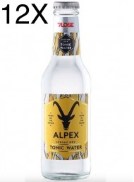 Alpex - Plose - Tonic Water Indian Dry - 20cl