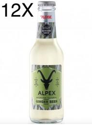 Alpex - Plose - Ginger Beer - Selected Natural - 20cl