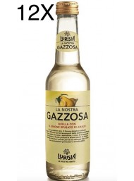 12 BOTTLES - Lurisia - Gazzosa - 27.5cl