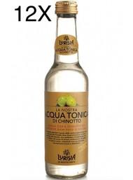 12 BOTTIGLIE - Lurisia - Acqua Tonica - con Limone e Chinotto - 27.5cl