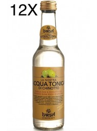 12 BOTTLES - Lurisia - Tonic Water of Chinotto - 27.5cl