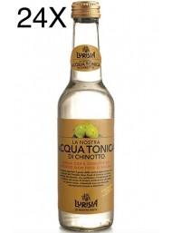 24 BOTTIGLIE - Lurisia - Acqua Tonica - con Limone e Chinotto - 27.5cl