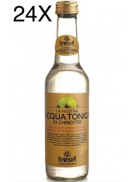 24 BOTTLES - Lurisia - Tonic Water of Chinotto - 27.5cl