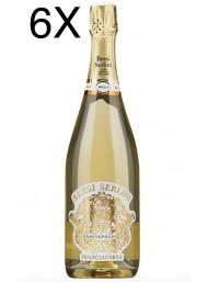 (3 BOTTLES) Bersi Serlini - Blanc de Blancs - Anniversario - Franciacorta DOCG - 75cl