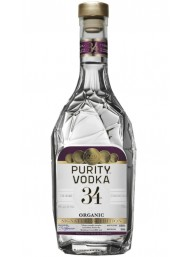 Purity Vodka - Signature 34 Edition Organic Vodka - 70cl