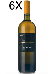 (3 BOTTLES) Primosic - Ribolla di Oslavia 2017 - Riserva - Orange Wine - Collio DOC - 75cl