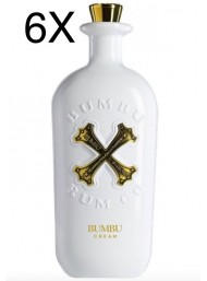(3 BOTTLES) Bumbu Rum - Cream - 70cl