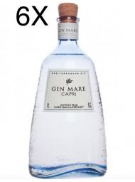 (3 BOTTIGLIE) Gin Mare - Capri - Limited Edition - 100cl - 1 Litro