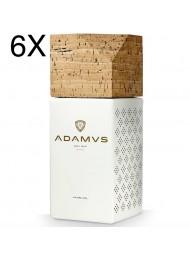 (3 BOTTLES) Adamus - Organic Dry Gin - 70cl