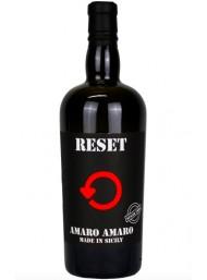 Reset - Amaro Amaro - Made in Sicily - 70cl