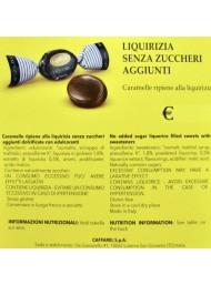 250g - Caffarel - Miniliquirizia Ripiena - Amarelli