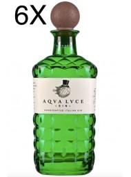 (3 BOTTIGLIE) Aqva Luce - Handcrafted Italian Gin - 70cl