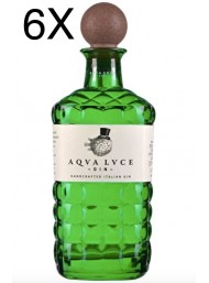 (3 BOTTLES) Aqva Luce - Handcrafted Italian Gin - 70cl