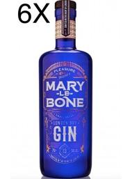 (3 BOTTLES) Marylebone - London Dry Gin - 70cl