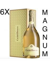 (3 BOTTLES) Ca' del Bosco - Cuvee Prestige - Magnum - Franciacorta - 43ª Edizione - Gift Box - 150cl