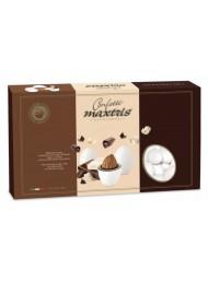 Maxtris - Confetti gusto Pistacchio e Gianduia - 1000g