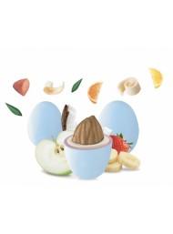 Maxtris - Confetti Mix Frutta Bianco - Vassoio - 500g