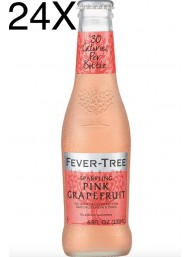 Fever Tree - Pink Grapefruit - Acqua Tonica - NOVITA' - BLISTER 4 X 20cl