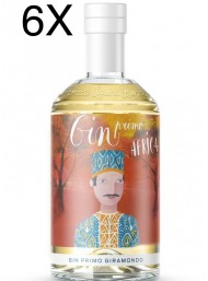 (3 BOTTIGLIE) Gin Primo Giramondo - Africa - 70cl