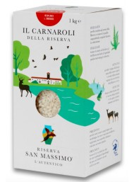 Riserva San Massimo - Riso Carnaroli Superfino - 1000g