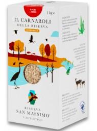 Riserva San Massimo - Riso Carnaroli Integrale - 1000g