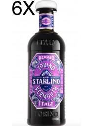 (3 BOTTIGLIE) Hotel Starlino - Vermouth Rosso - Torino - 70cl