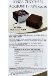 Lindt - Dark Chocolate - Sugar-free - 100g