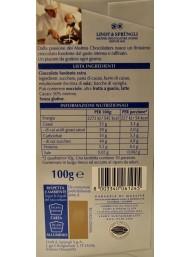 Lindt - Tavoletta di Cioccolato Fondente - 100g