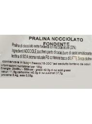 Baratti - Pralina Nocciolato 1858 Extra Dark - 500g