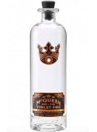 Mcqueen And The Violet Fog Gin - Wiz Khalifa Gin - 70cl