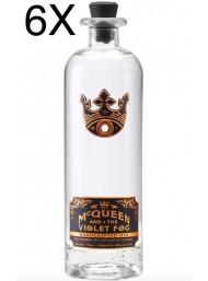 (3 BOTTIGLIE) Mcqueen And The Violet Fog Gin - Wiz Khalifa Gin - 70cl