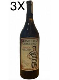 (3 BOTTIGLIE) Garazzino - Vermouth Rosso - Torino - 70cl