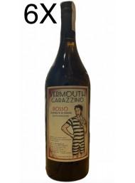 (6 BOTTLES) Garazzino - Vermouth Rosso - Torino - 70cl