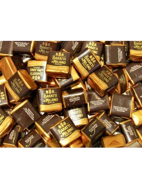 Baratti - Dark Chocolate Cremini - 100g